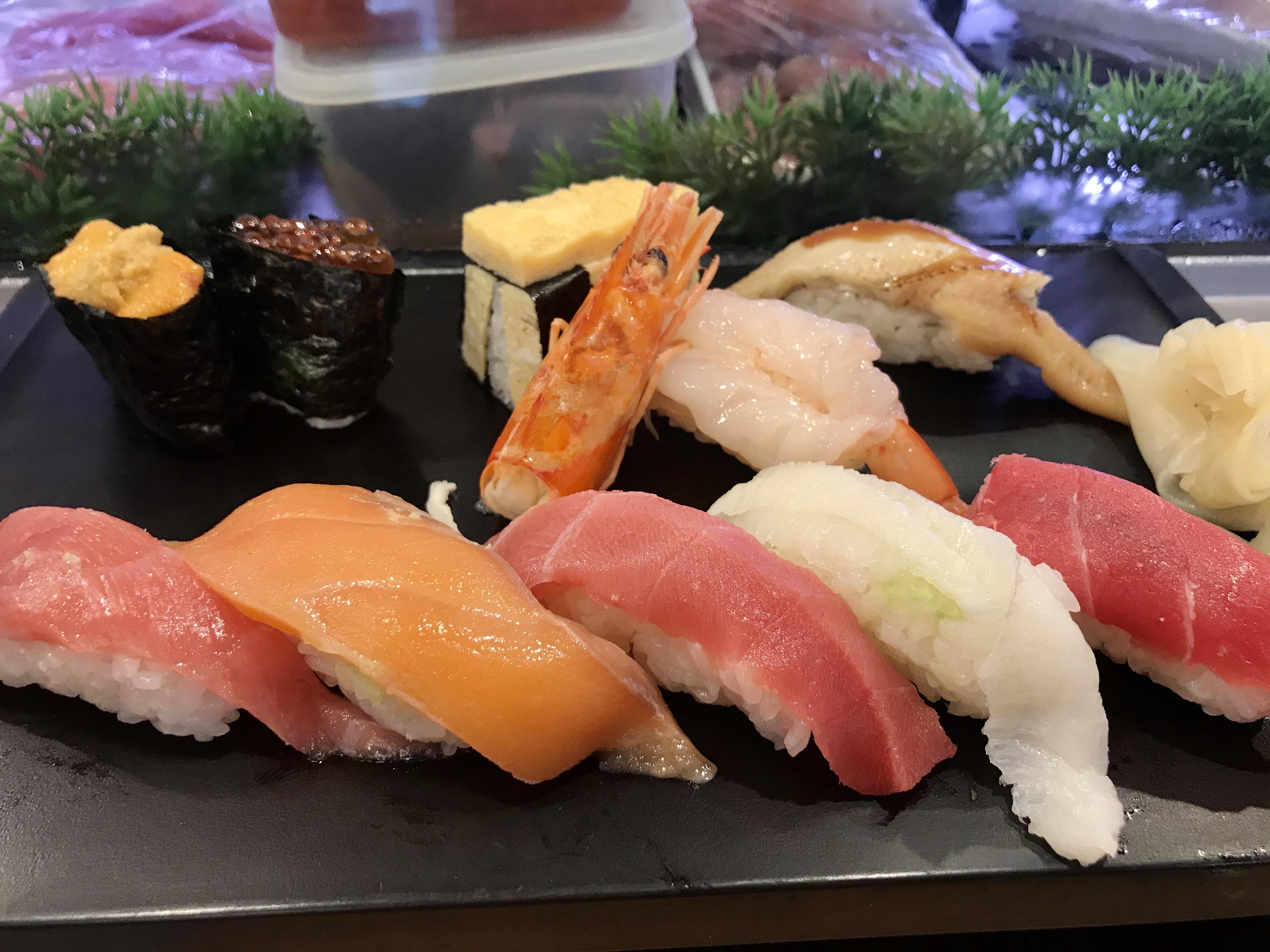 三昧 寿司